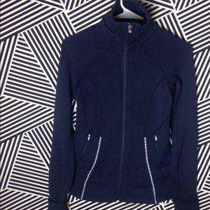 Athleta women's zip up Sweatshirt jacket